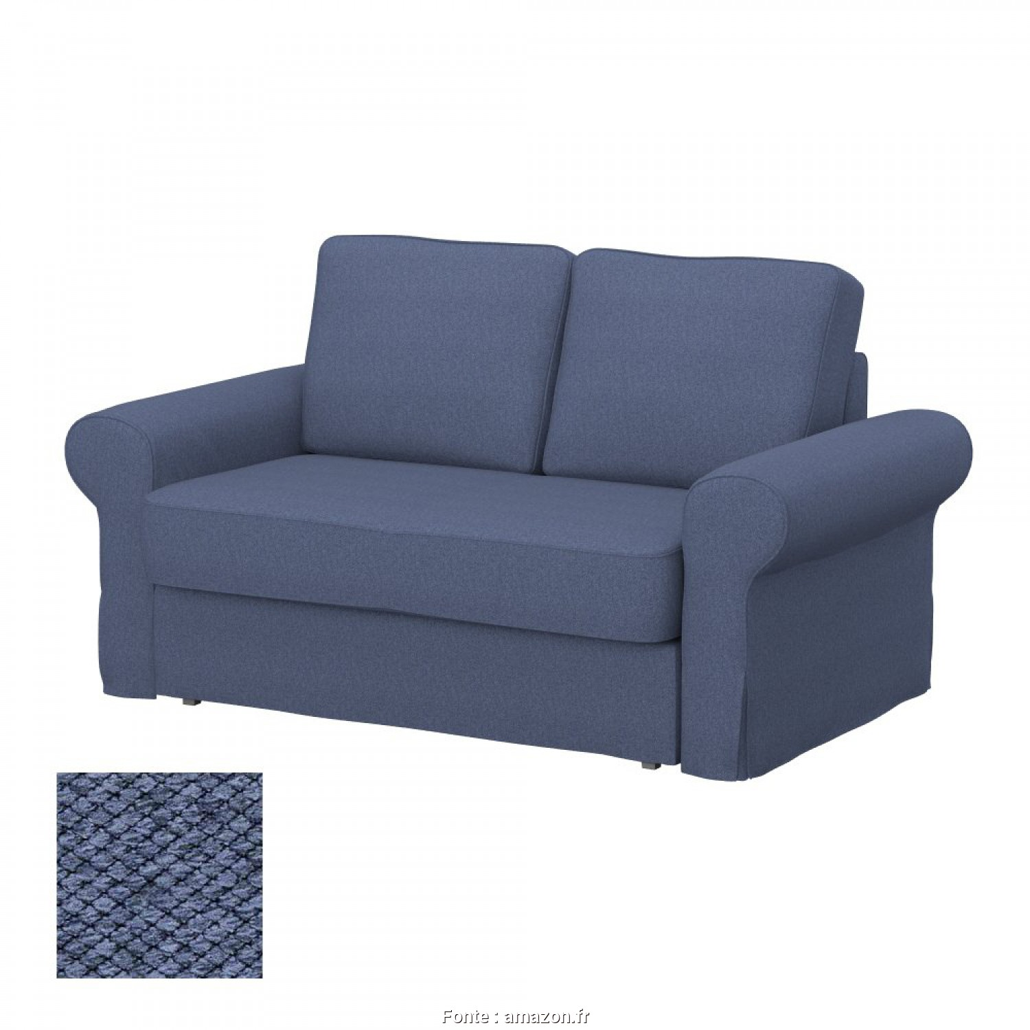 Laver Housse Canapé Ikea Backabro, Superiore Soferia, IKEA BACKABRO Housse De Convertible 2Places, Nordic Denim: Amazon.Fr: Cuisine & Maison
