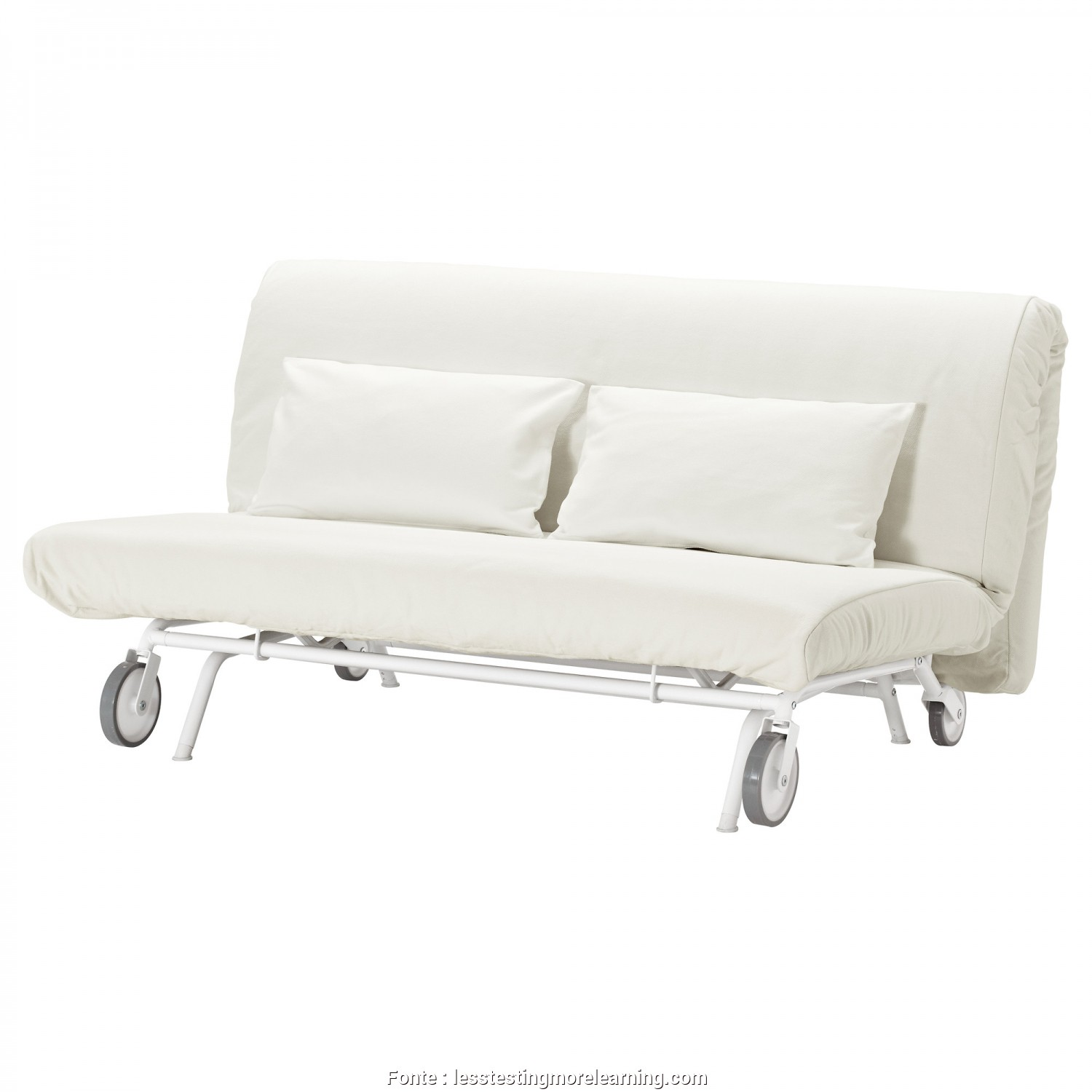 Leather Futon Ikea, Bella Furniture: Sleeper Chair Ikea With Different Styles, Fabrics To
