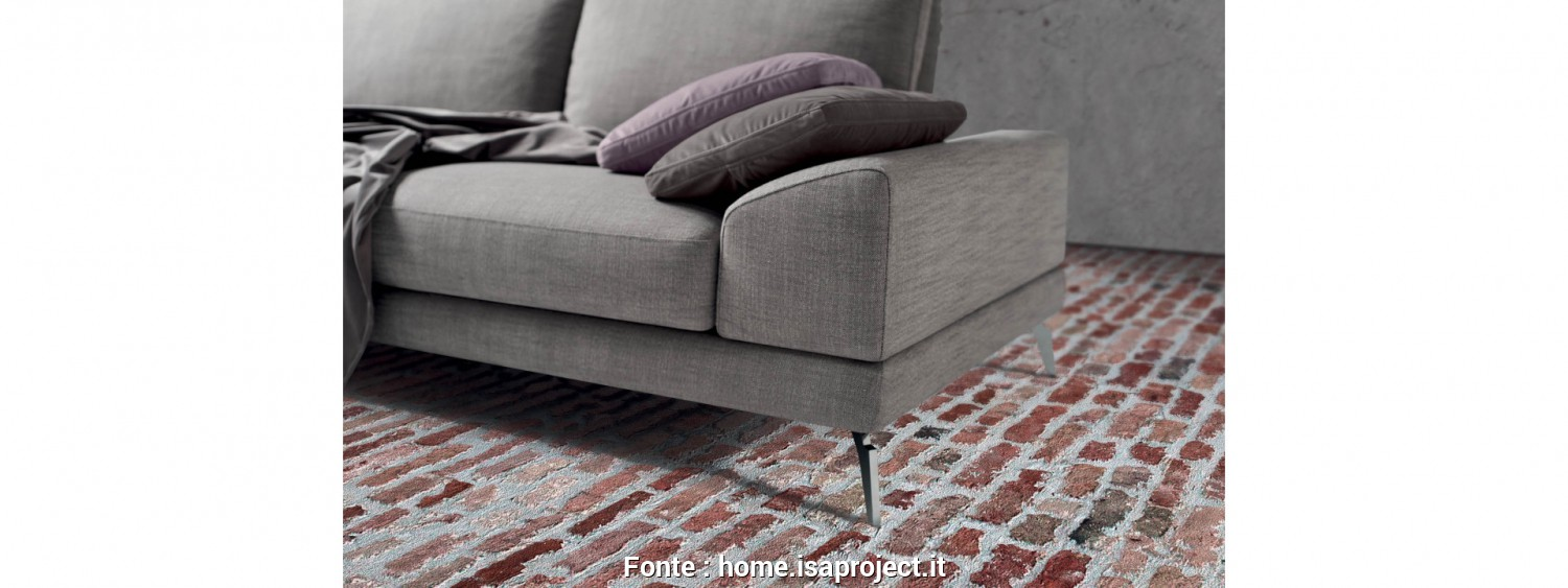 Samoa Divano Upper Tidy, Migliore Upper, Padded Sofa With Adjustable Backrest, SAM-UPO108