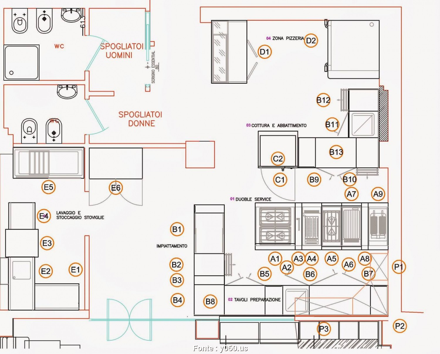 Superiore 4 Sedie Cucina Dwg - Keever For Congress