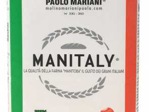 0 divani flour Manitaly Manitoba Type, Flour Made with 100% Italian Wheat, Lbs (1 kg) Incredibile 4 0 Divani Flour