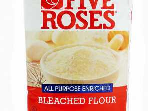 5 divani flour Five Roses, Purpose Enriched Flour, Lb / 2.49 Kg Bello 6 5 Divani Flour