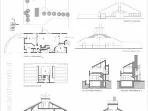 Arch, Cucina Dwg, Locale Vanna Venturi House, Drawings