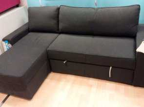 Avis Convertible Asarum Ikea, Favoloso Friheten Sofa Bed, Couches With Pull, Bed, Couch With Fold, Bed