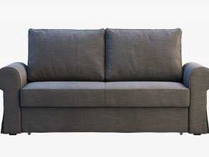 backabro ikea couch ... ikea backabro 1 3d model, obj, 3ds, 3 Costoso 5 Backabro Ikea Couch