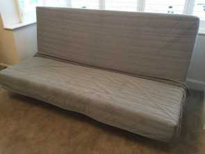 Beddinge Ikea Lovas, Completare Ikea Beddinge Lovas Sofa, Sofa Double, Grey Cover In Rh Gumtree Com