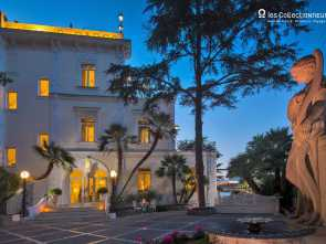 Chateau D'Ax Napoli, Marina, Originale Luxury Villa Excelsior Parco, Charming Hotel In Campanie : Chateauxhotels.Co.Uk