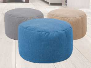 Copridivano Waterproof, Esclusivo Small Round Beanbag Sofas Lounger Chair Sofa Cotton Linen Chair Cover Waterproof Gaming, Chair Seat