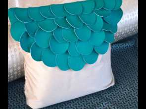 cuscini decorativi fai da te TUTORIAL CUSCINO D'ARREDO, DA, DECORATIVE PILLOW Bello 6 Cuscini Decorativi, Da Te