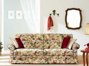 divani in stile country Cassis classic country sofa with skirt, ARREDACLICK Completare 4 Divani In Stile Country