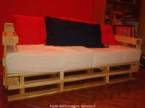 Divani Letto, Pallet, Favoloso ... Large Size Of Letto, I Pallet Letto Fatto, Pallets Testata Letto, I Pallet