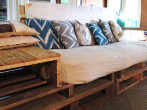 divani pallets Sofas from pallets (pallet) with their, hands, photos Favoloso 5 Divani Pallets