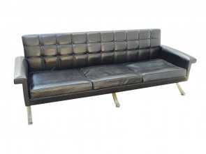 divano cassina nero Rare Sofa of 1960s by, Parisi, Cassina, Model, For Sale Loveable 4 Divano Cassina Nero