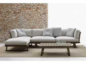divano con chaise longue Gio divano, chaise longue by, Italia, design by Antonio Citterio in vendita online su CiatDesign Favoloso 4 Divano, Chaise Longue