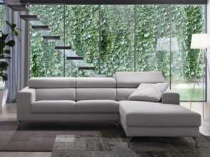 Divano, Chaise Longue Bianco, Superiore Idee, Tendenza Urban Jungle: Sfumature Di Verde In Casa, ARREDACLICK