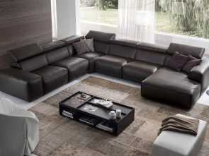 Divano Chateau D'Ax Nuvola, Semplice 20 Collection Of Divani Chateau D 39Ax Leather Sofas Sofa