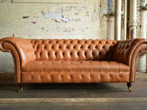 divano chester su ebay HANDMADE CHESTERFIELD SOFA COUCH CHAIR 3 SEAT VINTAGE ANTIQUE, LEATHER, eBay Minimalista 4 Divano Chester Su Ebay