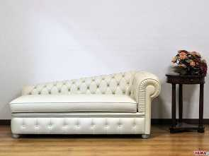 divano chesterfield con chaise longue Chesterfield chaise longue Eccezionale 4 Divano Chesterfield, Chaise Longue