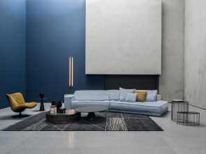 Divano Design Republic, Bellissima Baxter Made In Italy
