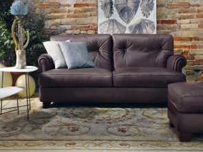 divano dream on frau Traditional sofa / leather / fabric / 3-seater, DREAM ON Buono 4 Divano Dream On Frau