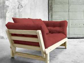 divano futon beat With, slanted side arms, boldly colored futon pads,, Beat sofa adds a touch of drama, whimsy to, room in which, place it Delizioso 6 Divano Futon Beat