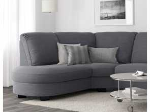Divano Ikea Tidafors, Casuale IKEA TIDAFORS Corner Sofa With, Right, High Back Gives Good Support, Your Neck