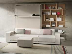 divano letto trasformabile clei CLEI Company Catalogs PRODUCTS Clei System Living System Ideale 4 Divano Letto Trasformabile Clei