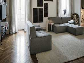 divano myworld cassina ... Sofas -, MYWORLD, designed by, Philippe Starck, Cassina Bella 4 Divano Myworld Cassina