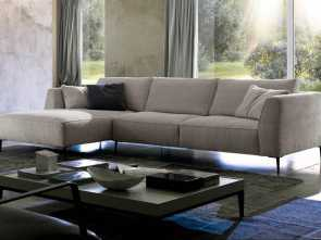 Divano Olga Chateau D'Ax, Casuale Dudy Sectional By Chateau D Ax Italy Shown In Fabric Visit Avec Et Divano Parigi Chateau