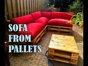 Divano Pallet Pdf, Costoso HOW TO MAKE A PALLET SOFA STEP BY STEP WITH MANUAL