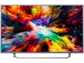 formula distanza tv divano PHILIPS TV, Ultra HD 4K, 43PUS7303/12 Smart TV Android TV Ambilight Elegante 5 Formula Distanza Tv Divano
