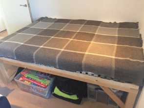 Futon Ikea Cz, Completare Double, With Storage Underneath, IKEA Malfors Mattress, In