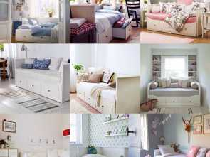 Hemnes Letto Video, Sbalorditivo Ikea Hemnes, Inspirations, Home Design, Ikea Daybed, Bedroom