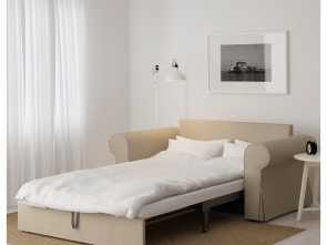 ikea backabro 2er bettsofa BACKABRO 2er-Bettsofa Tygelsjö beige in 2019, Products Buono 4 Ikea Backabro, Bettsofa