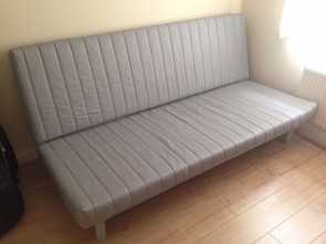 Ikea Beddinge 3 Seater Sofa Bed, Modesto Ikea Beddinge Lovas 3 Seater Sofa, Excellent