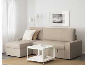 Ikea Vilasund Assembly Instructions, A Buon Mercato VILASUND Sofa, With Chaise Longue Hillared Beige