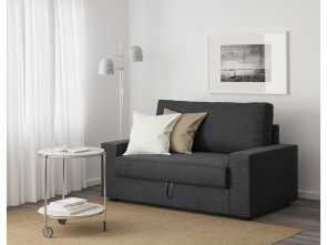 Ikea Vilasund Assembly Instructions, Incredibile VILASUND Two-Seat Sofa-Bed Hillared Anthracite
