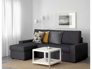 ikea vilasund or friheten IKEA VILASUND sofa, with chaise longue, Salon, Sofa bed, Sofa Incredibile 5 Ikea Vilasund Or Friheten