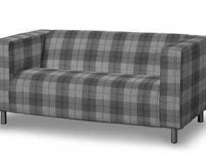 Klippan Ikea Manual, Bella Dekoria Fire Retarding Ikea Klippan 2-Seater Sofa Cover, Grey Tartan: Amazon.Co.Uk: Kitchen & Home