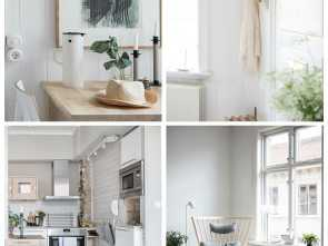La Tazzina, Pinterest, Costoso La Tazzina Blu: A Scandi-Relaxed Home, My Dream Home, Pinterest