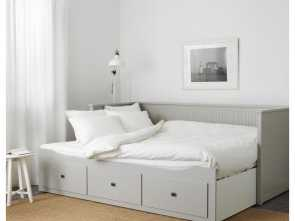 letto hemnes ikea IKEA HEMNES day-bed frame with 3 drawers Camera Da Letto Ikea, Decorazione Camera Modesto 5 Letto Hemnes Ikea