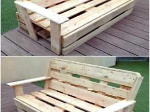 pallet de plastico na leroy merlin recycled pallet bench project #woodworkingbench, Home Projects in Completare 4 Pallet De Plastico Na Leroy Merlin