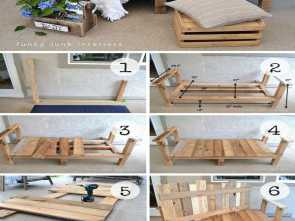 pallet divano tutorial An easy tutorial, an easy to build, sofa from pallet wood /istandarddesign/,, FURNITURE in 2019,, pallet projects, Pallet Furniture,, sofa Incredibile 6 Pallet Divano Tutorial