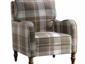 Plaid Divano Amazon, Eccezionale Amazon.Com: Sauder 420076, Grange Accent Chair L: 29.13