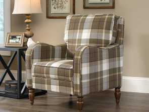 Plaid Divano Amazon, Affascinante Amazon.Com: Sauder 420076, Grange Accent Chair L: 29.13