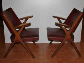 Poltrone Vintage Anni 50 Usate, Bellissimo Poltrone Vintage Anni 50 Usate : Divani E Poltrone Anni Poltroncine Club Chair Vintage Anni