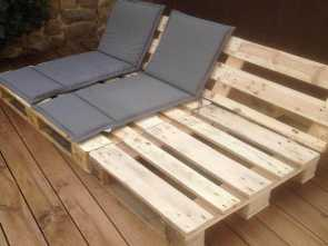 Progetto Poltrona Pallet, Semplice Tables Made From Pallet Wood, Types Of Pallets, Home Free Pallet Table 20181201 Progetti