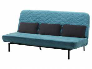 sofa cama asarum ikea IKEA NYHAMN sofa-bed with triple cushion Bellissima 6 Sofa Cama Asarum Ikea