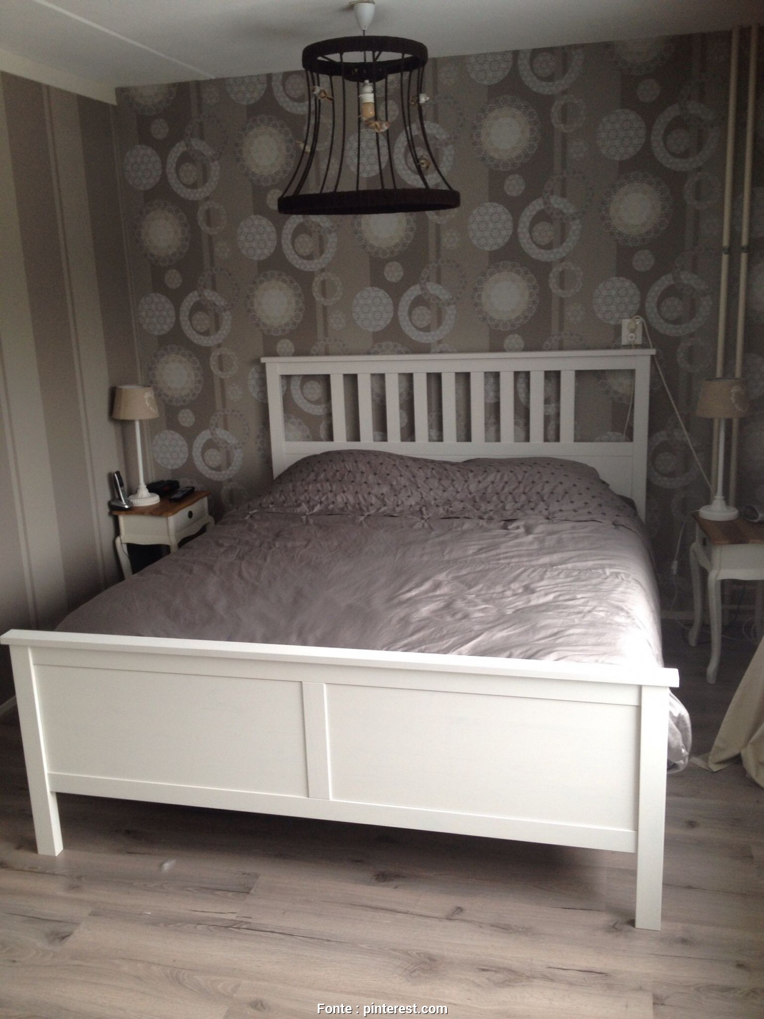 Video Letto Hemnes Ikea, Bellissima Ikea Hemnes, (160 X, Cm), Ideal Bedroom, Hemnes Bed, Bed