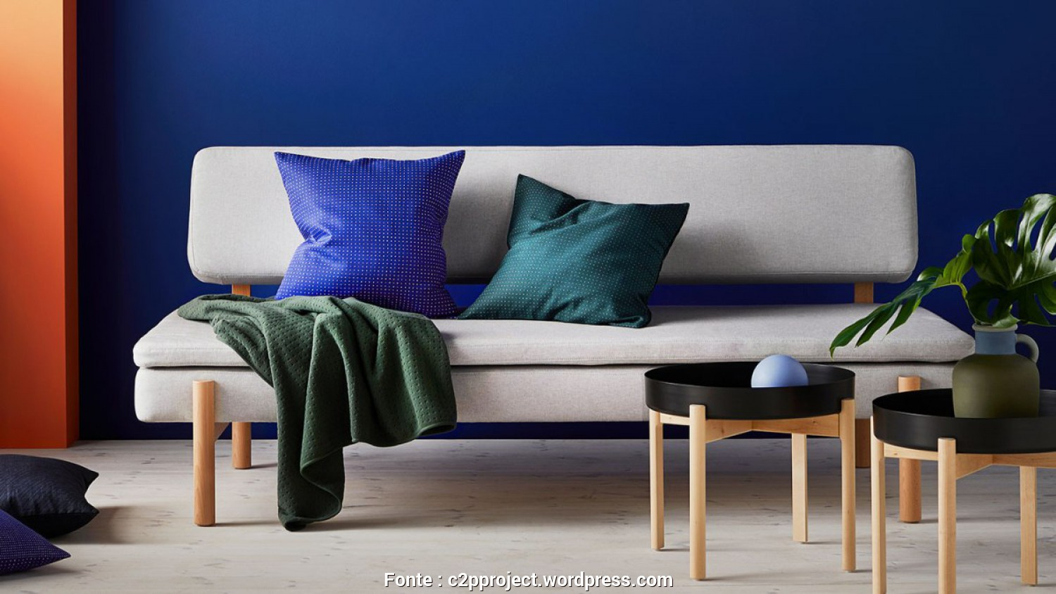 Ypperlig Divano Letto, Favoloso HAY + IKEA = YPPERLIG, C2P.Project